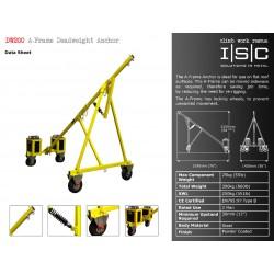 Ankervorrichtung ISC Deadweight Portable Anchors