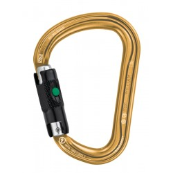 PETZL WILLIAM ALUKARABINER GOLD (M36A??Y)